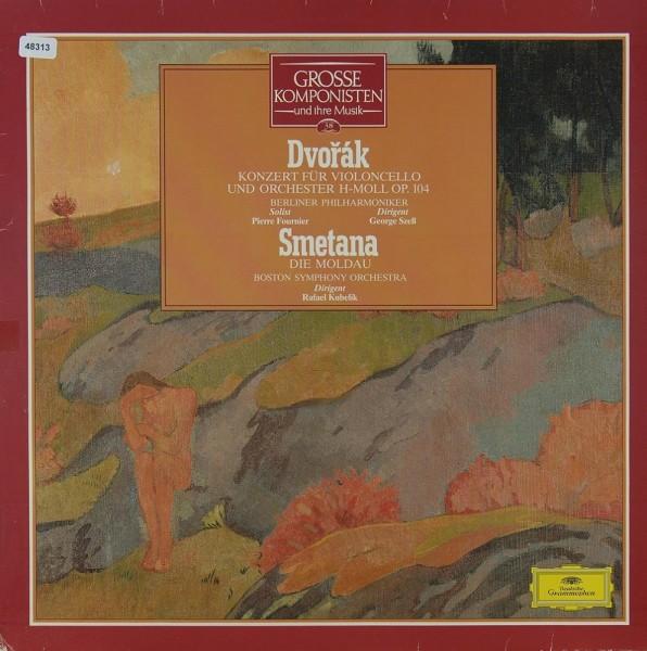 Dvorák / Smetana: Konzert für Violoncello / Die Moldau