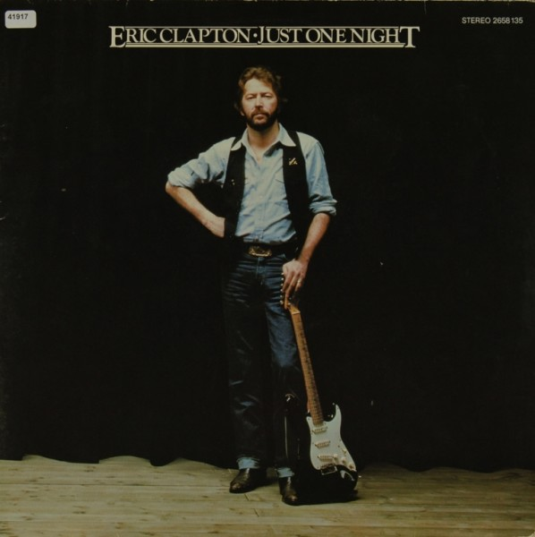 Clapton, Eric: Just one Night