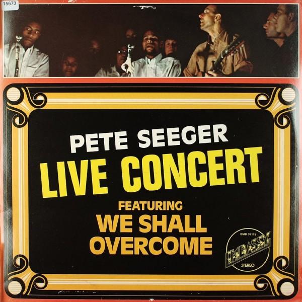 Seeger, Pete: Live Concert