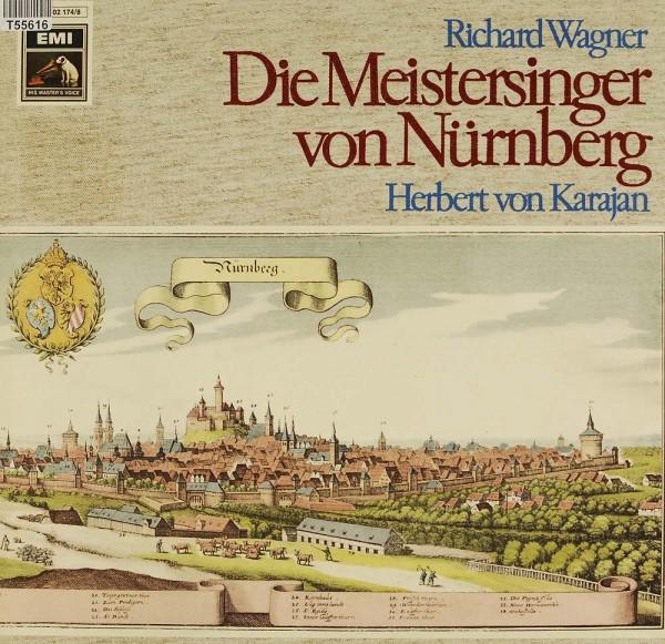 Richard Wagner, Herbert Von Karajan: Die Meistersinger Von Nürnberg