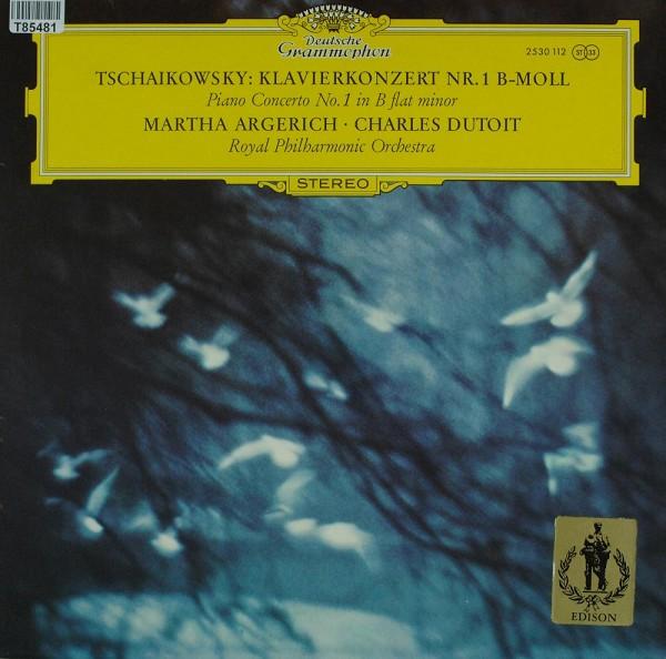 Pyotr Ilyich Tchaikovsky, Martha Argerich ·: Klavierkonzert Nr.1 b-moll