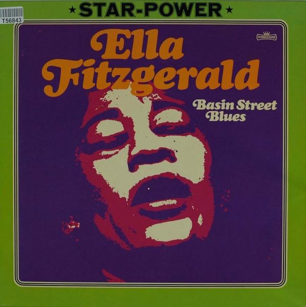 Ella Fitzgerald: Basin Street Blues