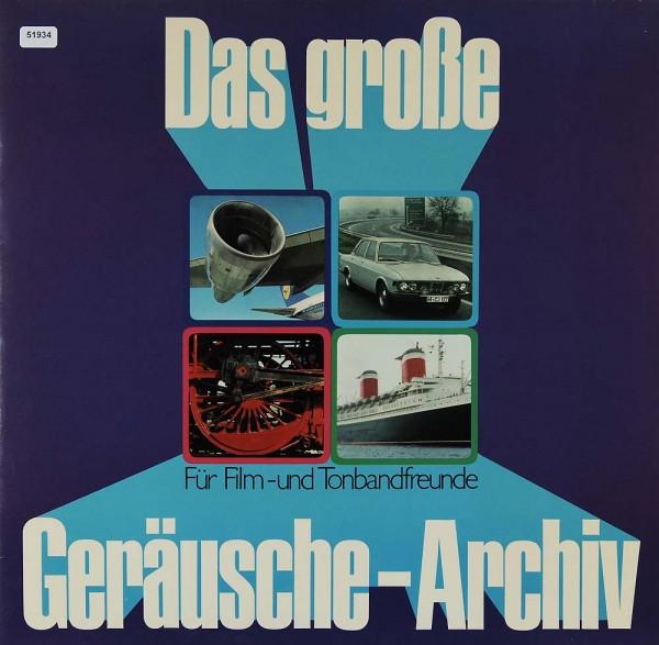 No Artist: Das große Geräusche-Archiv