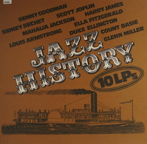 Various: Jazz History