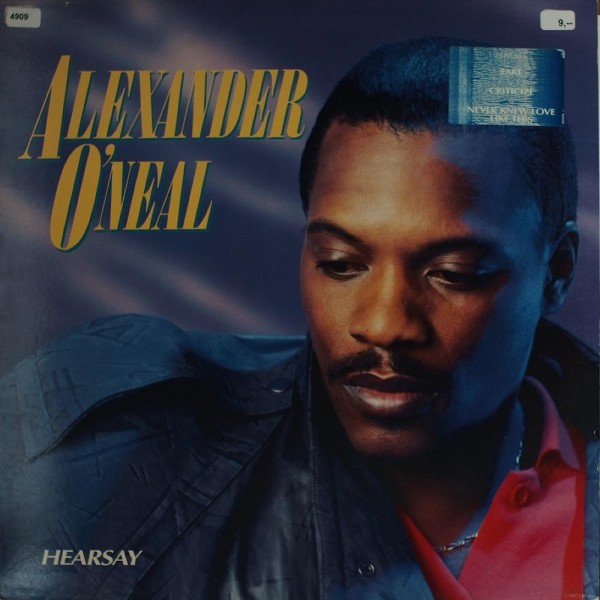 O´Neal, Alexander: Hearsay