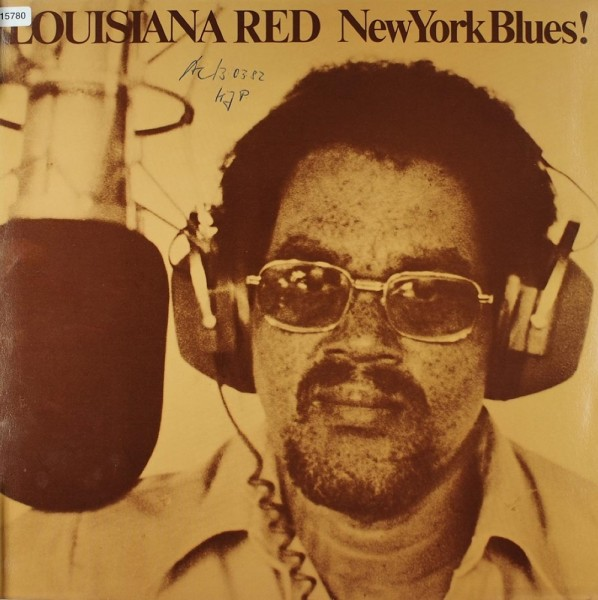 Red, Louisiana: New York Blues