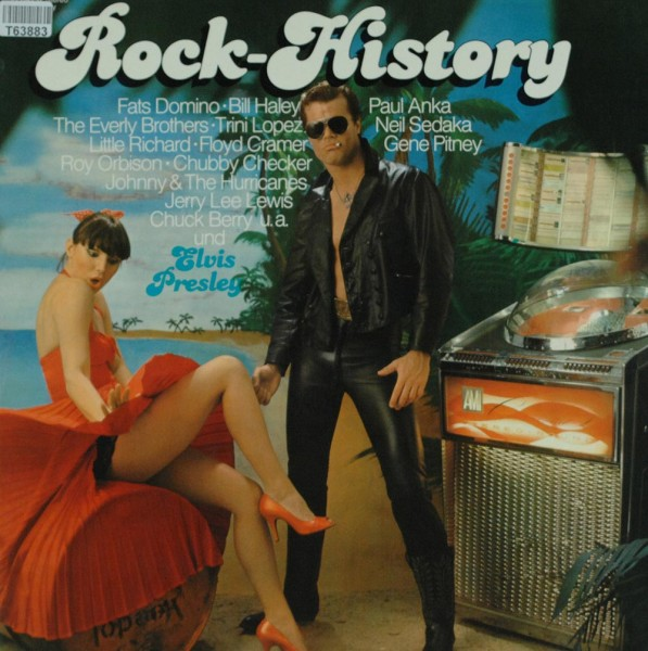Various: Rock-History