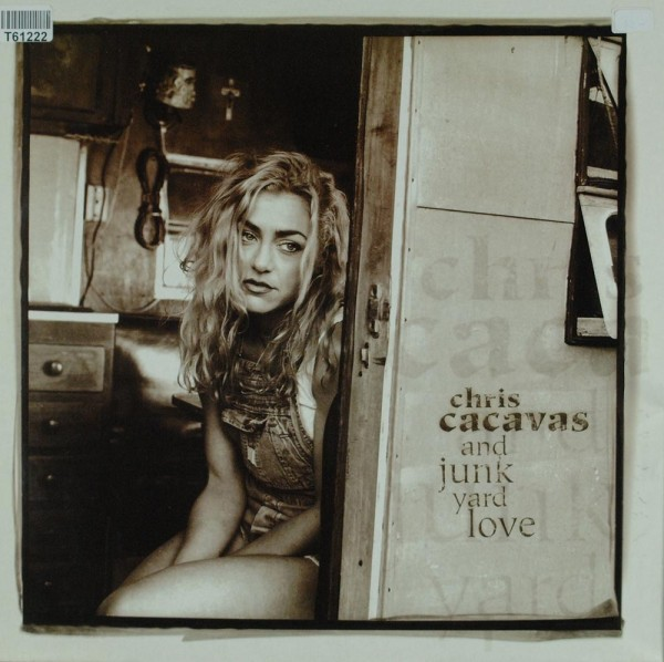Chris Cacavas & Junkyard Love: Pale Blonde Hell