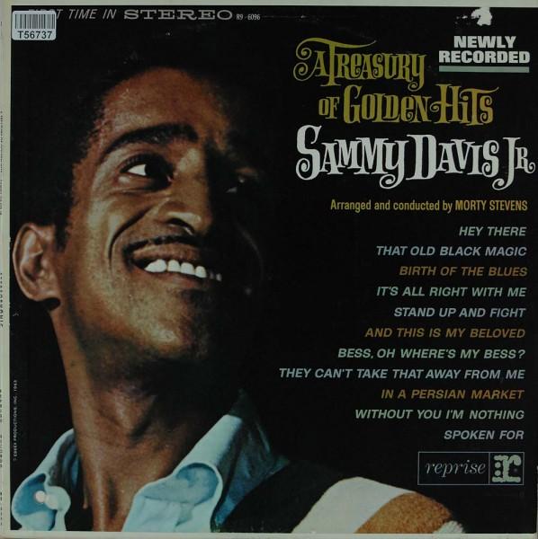 Sammy Davis Jr.: A Treasury Of Golden Hits