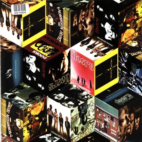 The Doors: The Complete Studio Recordings