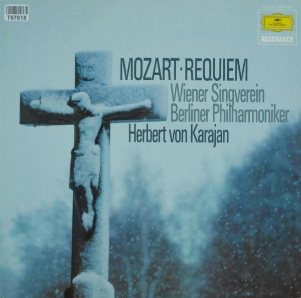 Wolfgang Amadeus Mozart - Herbert von Karaj: Requiem