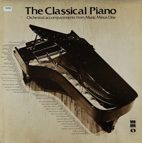 Mozart: The Classical Piano - Concerto K 466
