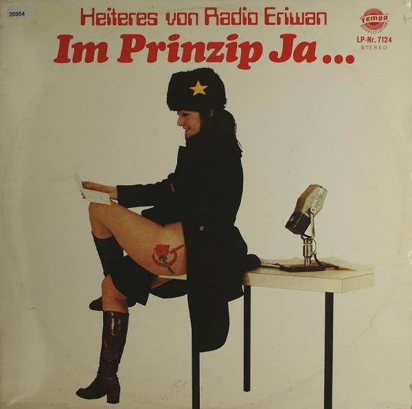 """Radio Eriwan: Im Prinzip """"Ja"""" - Heiteres von """"Radio Eriwan"""""""