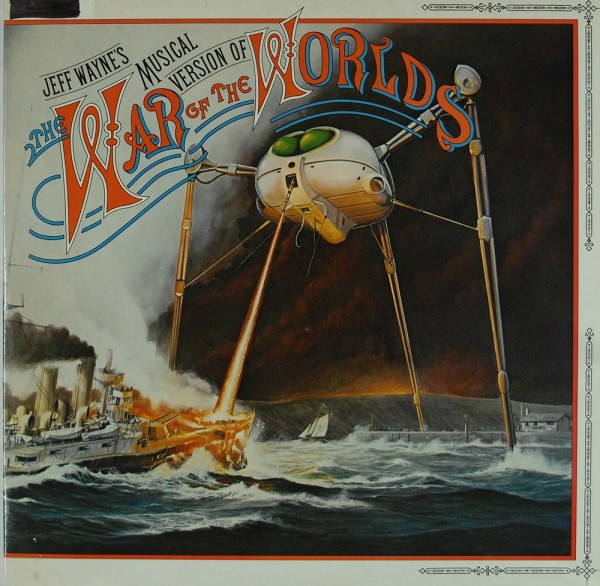Jeff Wayne: Jeff Wayne's Musical Version Of The War Of The Worlds