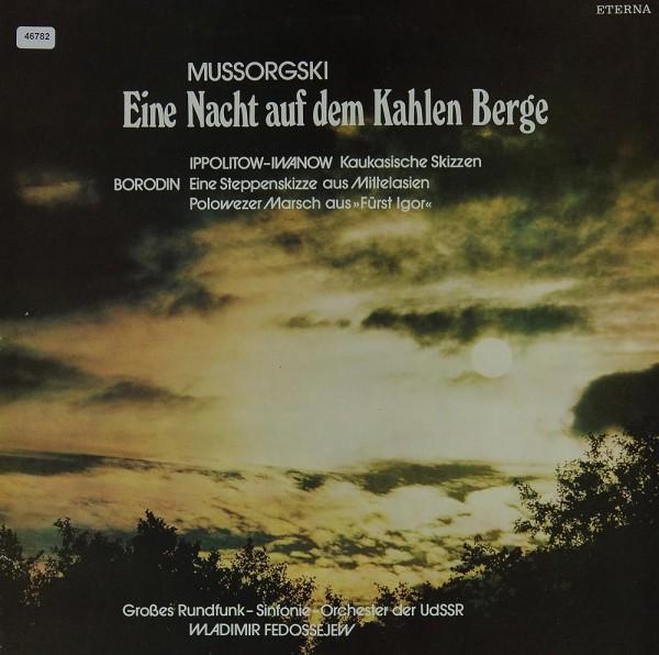 Mussorgsky / Borodin / Ippolitow-Iwanow: Eine Nacht auf dem Kahlen Berge u.a.