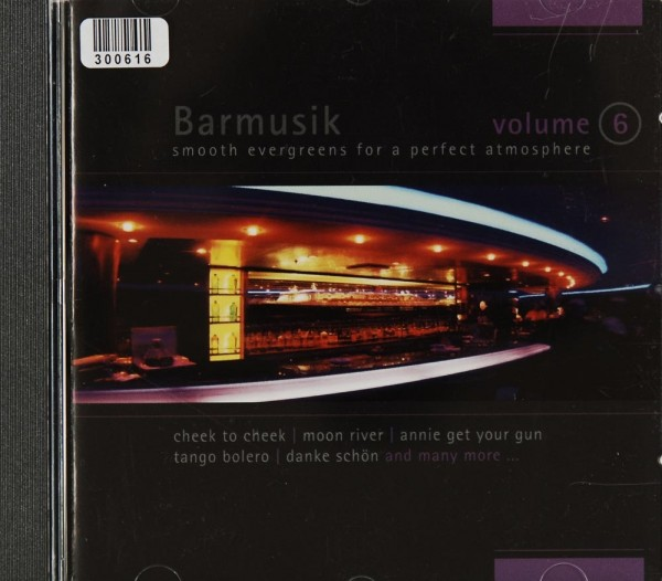Various: Barmusik Vol.6