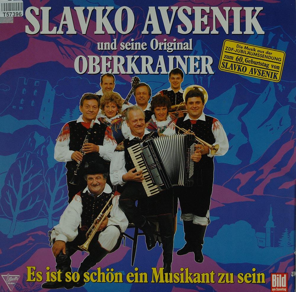 Slavko Avsenik Und Seine Original Oberkrainer - Ein Krainer Unterwegs