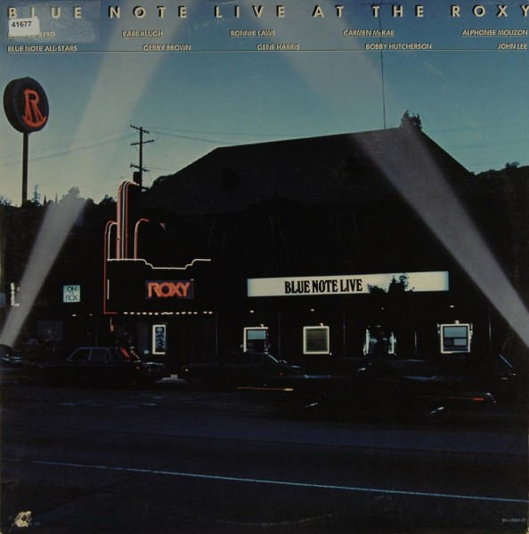 Various: Blue Note Live at the Roxy