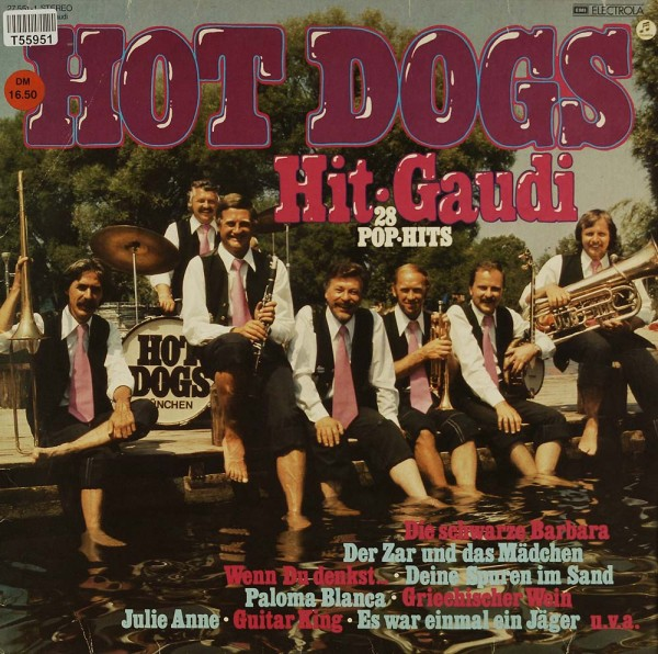 Hot Dogs: Hit-Gaudi