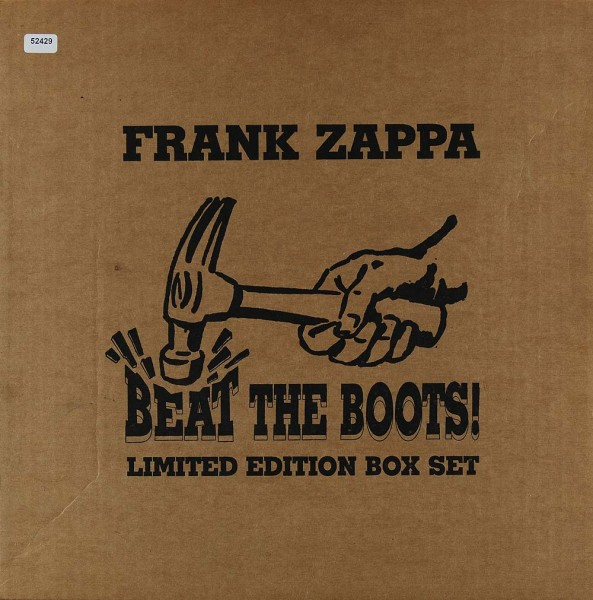 Zappa, Frank: Beat the Boots!