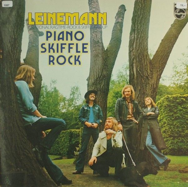Leinemann: Piano Skiffle Rock