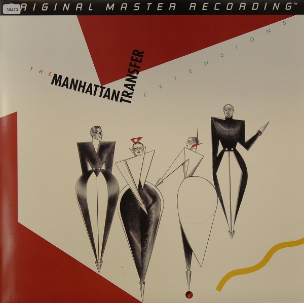 Manhattan Transfer, The: Extensions