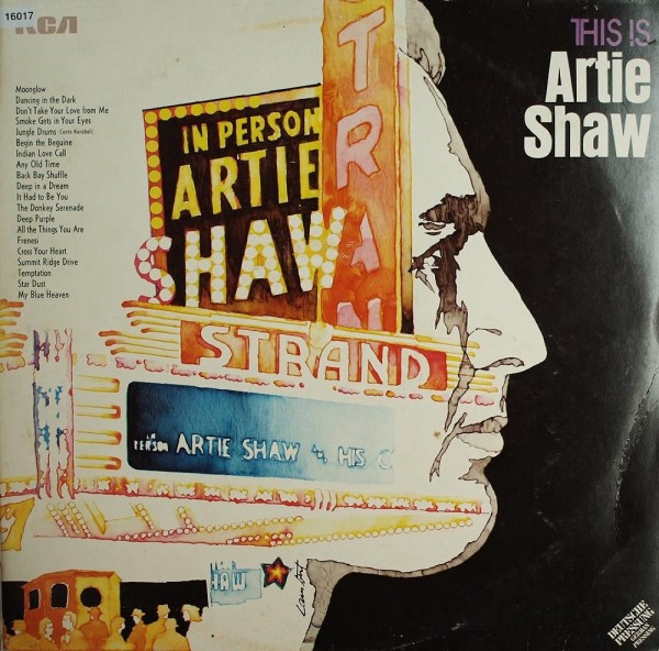 Shaw, Artie: This is Artie Shaw