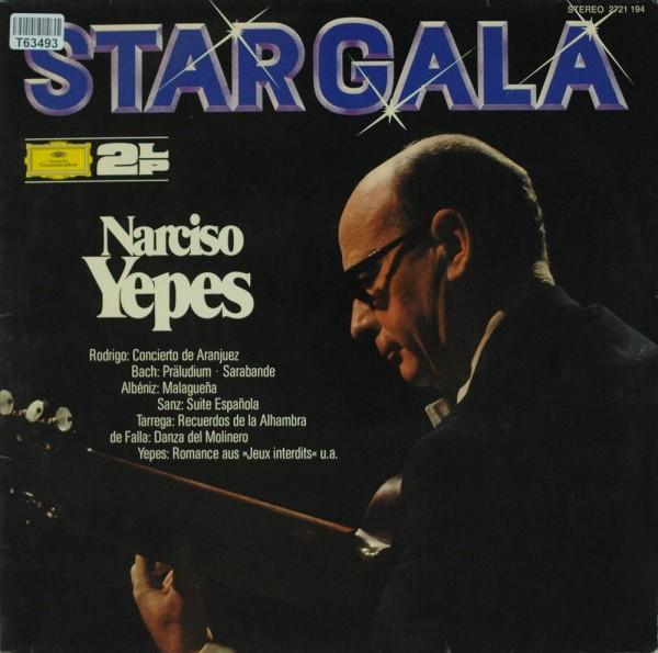 Narciso Yepes: Stargala