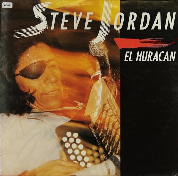 Jordan, Steve: El Huracan