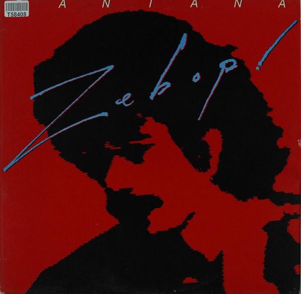 Santana: Zebop!