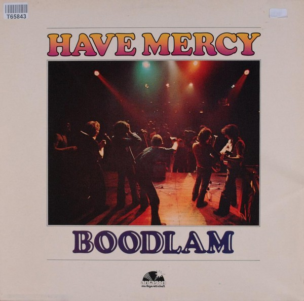 Have Mercy: Boodlam