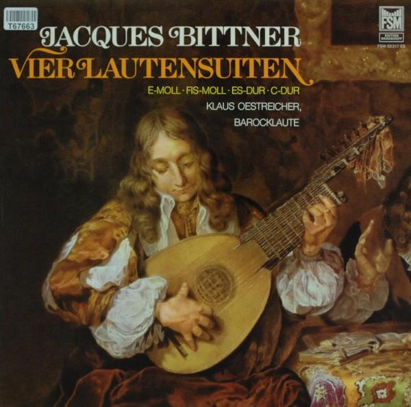 Jacques Bittner / Klaus Oestricher: Vier Lautensuiten