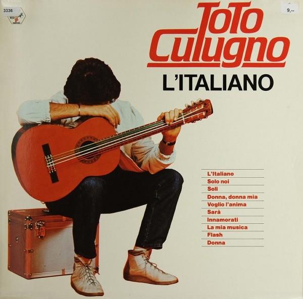 Cutugno, Toto: L` Italiano