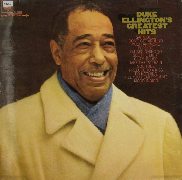 Ellington, Duke: Duke Ellington`s Greatest Hits