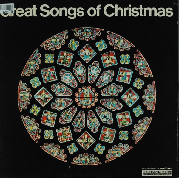 Various: Great Songs Of Christmas