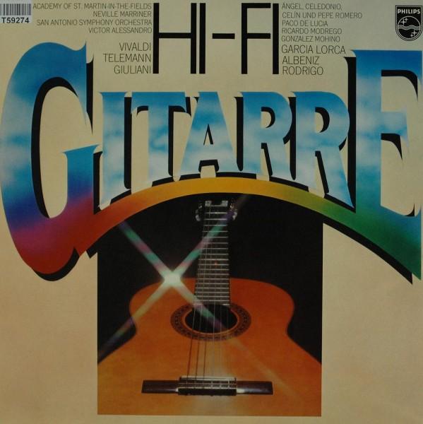 Various: Hi-Fi Gitarre