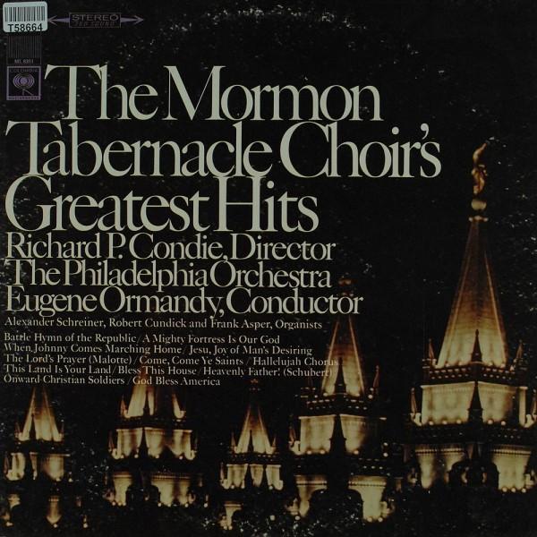 Mormon Tabernacle Choir, The Philadelphia Orchestra: The Mormon Tabernacle Choir's Greatest Hits