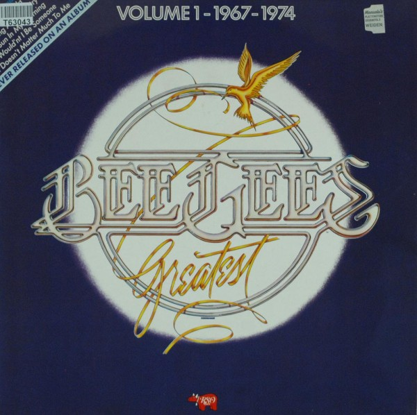 Bee Gees: Greatest Volume 1 - 1967-1974