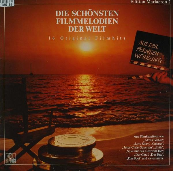 Various: Die Schönsten Filmmelodien Der Welt (16 Original Film Hi