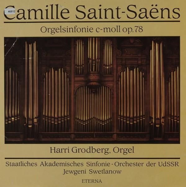 Saint-Saens: Orgelsinfonie