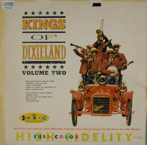 Kings Of Dixieland: Kings Of Dixieland Volume 2