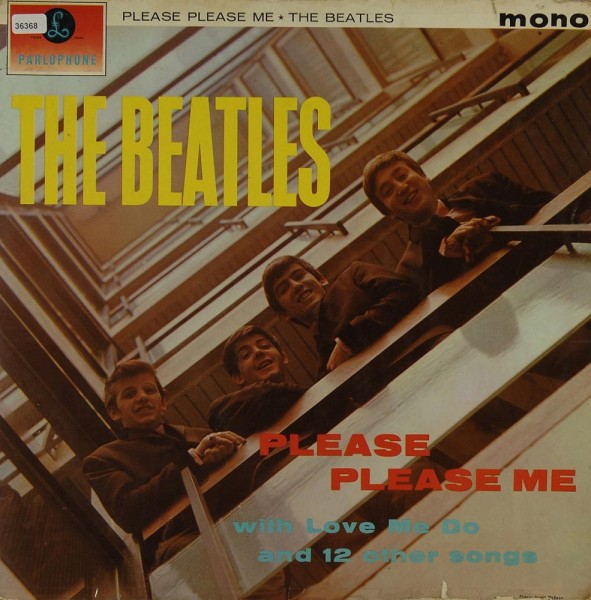 Beatles, The: Please Please Me