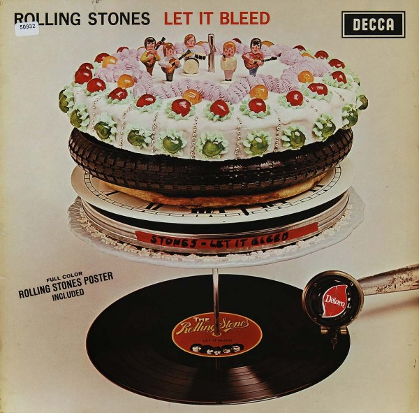 Rolling Stones, The: Let it bleed