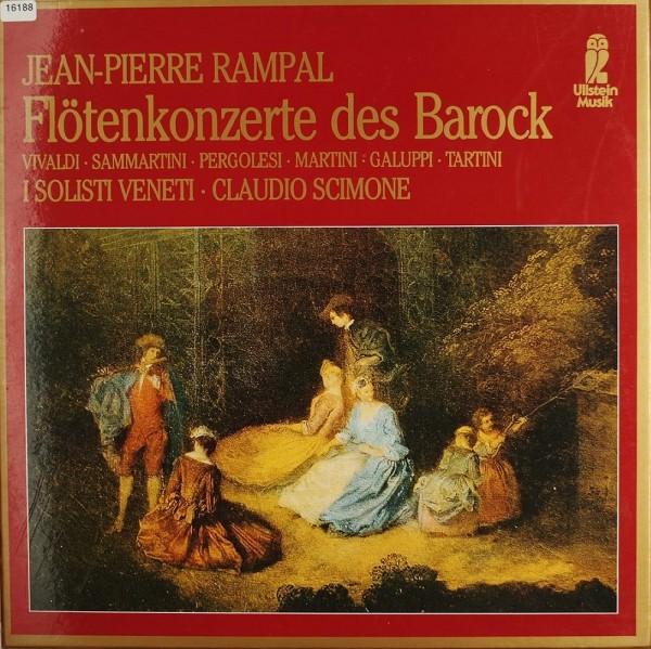 Verschiedene (u.a. Vivaldi): Flötenkonzerte des Barock