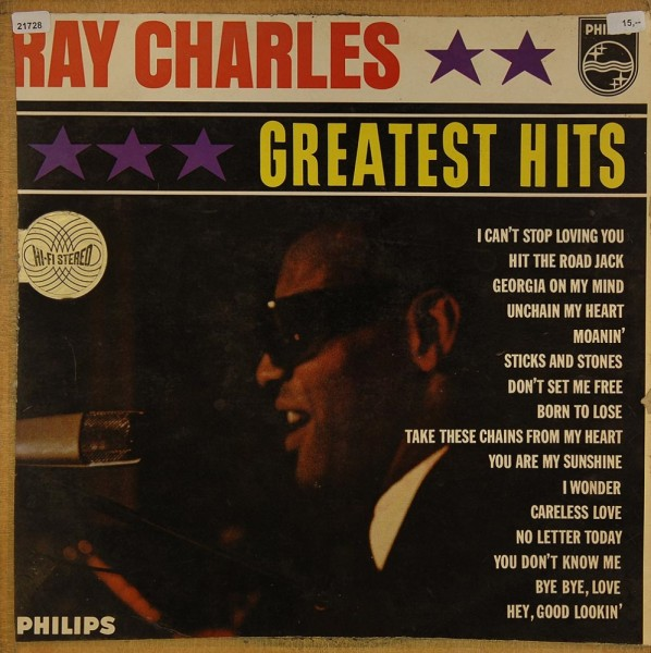 Charles, Ray: Greatest Hits
