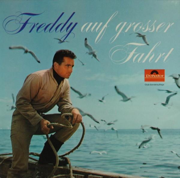 Freddy Quinn: Freddy Auf Grosser Fahrt