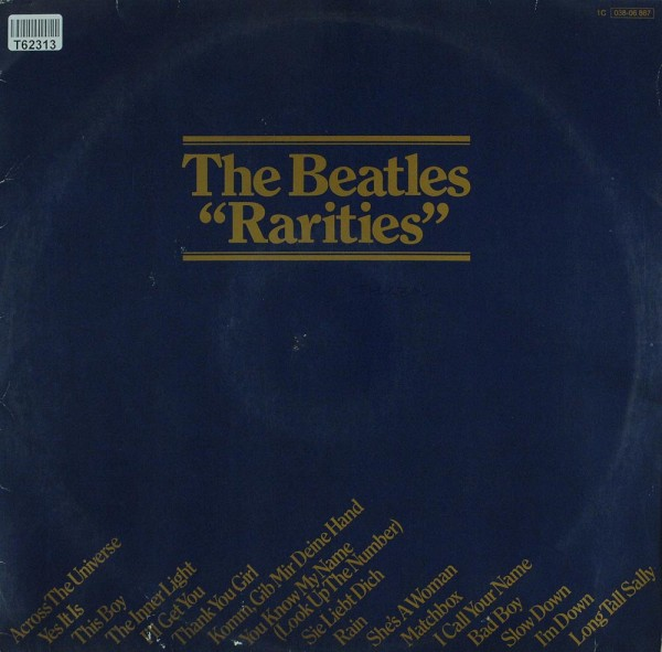 The Beatles: Rarities