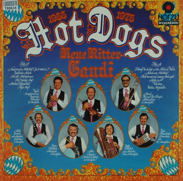 Hot Dogs: Neue Ritter Gaudi