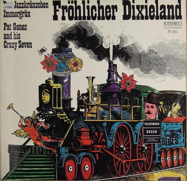 Various: Fröhlicher Dixieland
