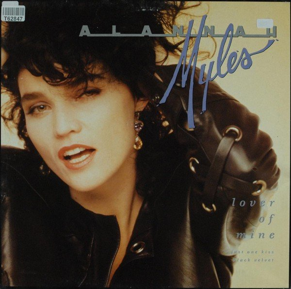 Alannah Myles: Lover Of Mine